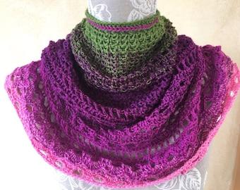 Crochet spring - loop