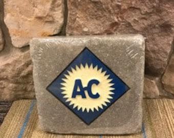 Allis Chalmer tractor stone
