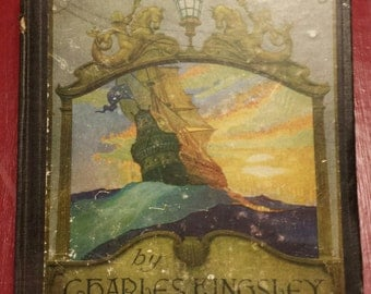 "First Edition ""Westward Ho"" Written by Charles Kingsley."