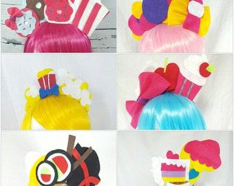 Shopkins Headband Choose One Or Choose All of them
