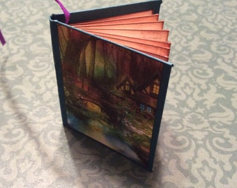 Magical Fairy Story Book Miniature