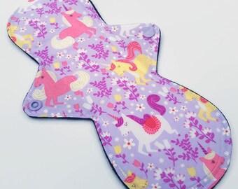 """10"""" Heavy - Cotton Woven - Reusable Cloth Pad"""