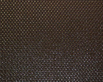 Black/Brown Vinyl - Vinyl upholstery Fabric By The Yard