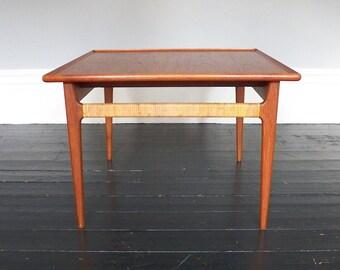 Quality, Mid Century, Danish Coffee Table