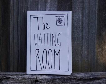 The Waiting Room zine