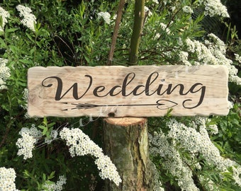 Rustic Wedding Signs. Wedding OutDoor Signs. Wedding Decor. Rustic Wooden Signs. Garden Wedding. Pretty Wedding Signs. Bride. Groom.