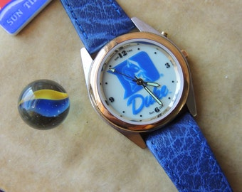 Vintage Duke Blue Devils Watch
