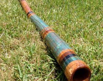 "Cypress Didgeridoo - Key of D# - ""Oasis"" - Zwa Didg Studio"
