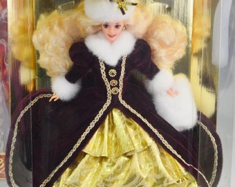 Happy Holidays 1996 Special Edition Barbie Doll