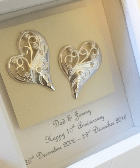 10th wedding gift 11th wedding anniversary by for 11th wedding anniversary gift