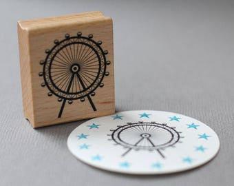 Stamp London Eye