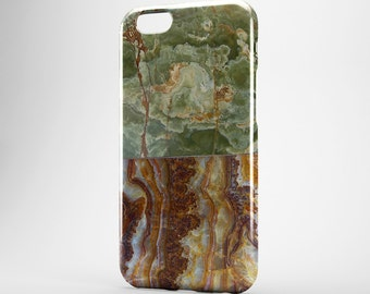 iPhone 7 Case Agate Phone Case iPhone 6 Case Green Marble iPhone 7 Plus iPhone 6 Plus Case iPhone 4-5 iPhone SE Case LG G4 Galaxy Note Case
