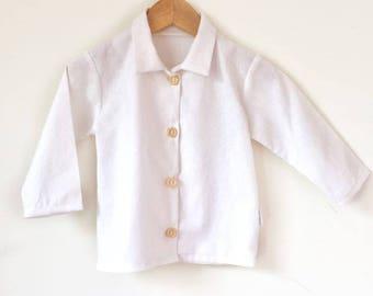 Peter button up shirt