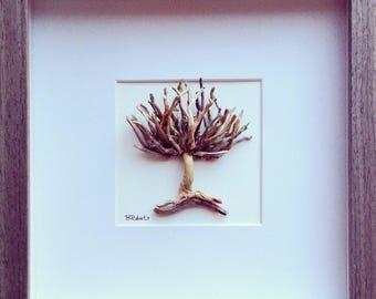 Driftwood Miniature Tree of Life