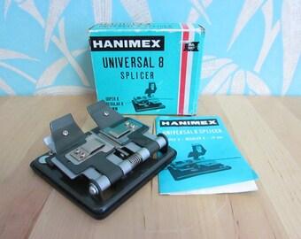 Vintage Hanimex Universal 8 splicer