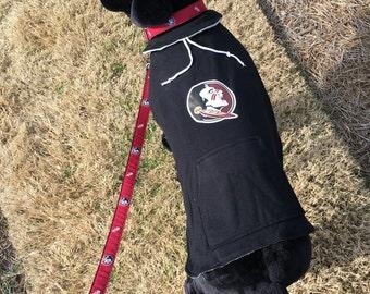 FlordiaState Dog Hoodie Coat