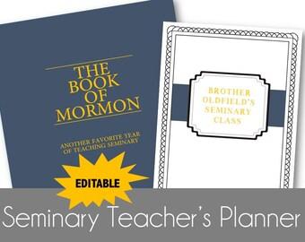 Lds Seminary Manual