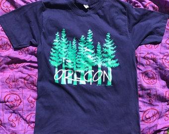1980's Vintage Portland Oregon Shirt