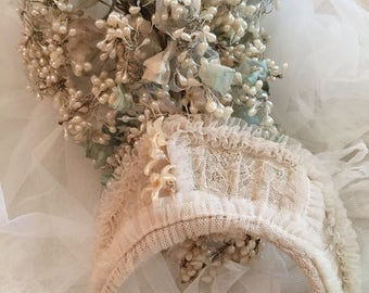 Antique/ Vintage Wedding Hat