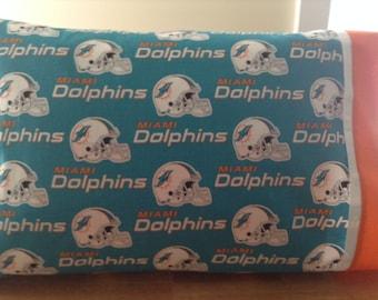 Miami Dolphins pillowcase