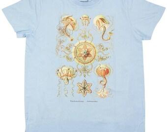 Trachomedusa Jellyfish Organic Fairtrade T-shirt