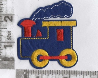 Choo Choo Train iron on patch