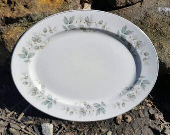 Vintage Johnson Brothers, Pattern Snowhite  12 Inch Platter