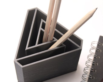 3D Printed Pen Holder / Desk Organiser