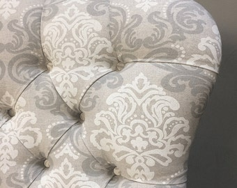 Florence Upholstered Armchair