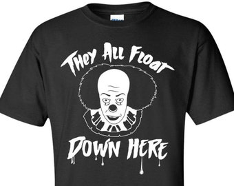 Stephen King's It Pennywise Tshirt