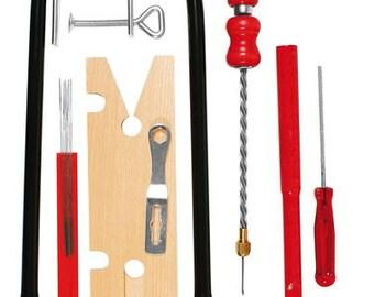 Jigsaw Set - 8 Piece Set Jigsaw Tools Handicraft Hand Tools and Equipment Tools Hand Tools Hand Tools