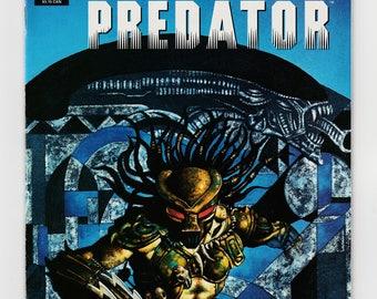 Aliens Predator-Deadliest of the Species #1 Dark Horse Comics 1993 NM Comic Book-Chris Claremont Story-Jackson Guice Art-John Bolton Cover