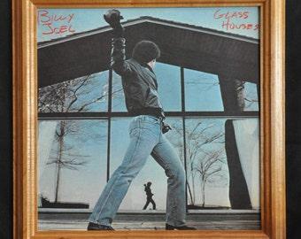 LP Album Frame, Cherry Wood, Style 1