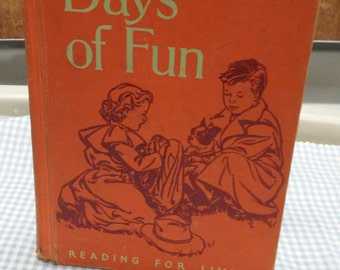 Days of Fun Reading for Living Primer