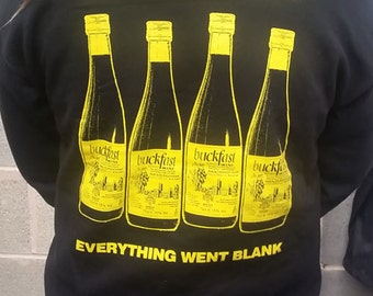 Buckfast - Everything went Blank - Hooded Top