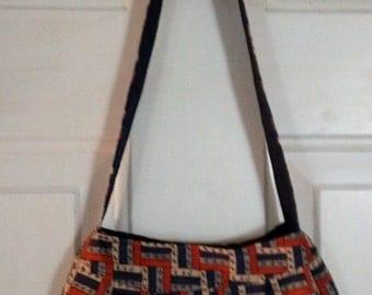 Ladies Purse Small Shoulder Bag Handbag Pocketbook AMERICANA PRINT SB33