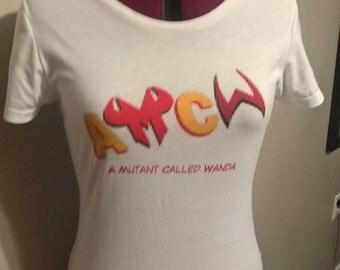 A Mutant Called Wanda logo t-shirt