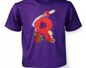 Rocket Team kids t-shirt