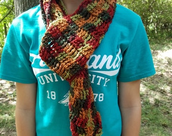 Autumn Colored Scarf