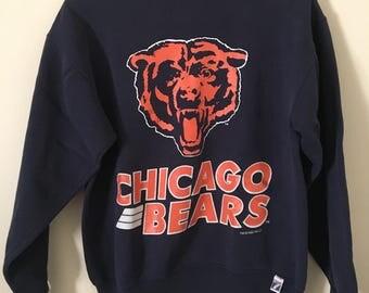 Chicago Bears Vintage Sweatshirt