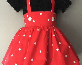 Minnie Mouse Costume, Baby Minnie Mouse, Mickey and Minnie, Disney Costume, Kids Dress Up, Baby Photo Shoot, Minnie Mouse Dress, Mickey