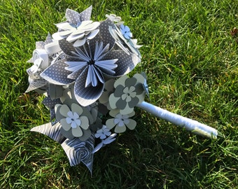 Bridal Bouquet: Large or Small