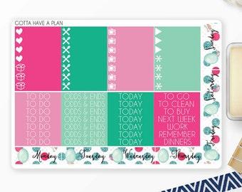 Planner Stickers Easter Basket Headers and Littles for Erin Condren, Happy Planner, Filofax, Scrapbooking