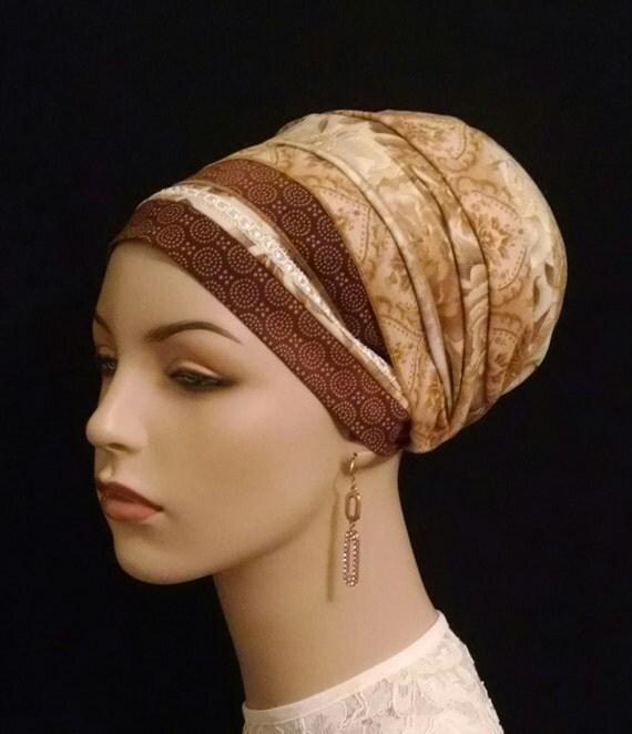 Exquisite cotton sinar tichel, tichels, apron tichels, head wraps, chemo scarves, mitpachat