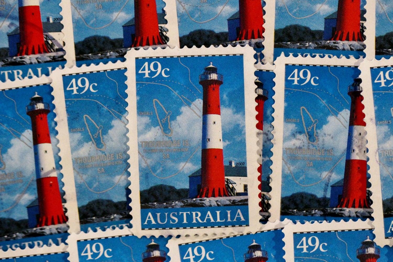 Scrapbook paper australia - Sold By Pillarboxstudio