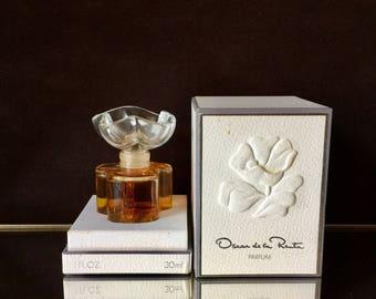 Oscar de la Renta 1 oz perfume 1980s