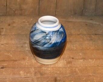Lakeside Pottery Zimmermann Hand Thrown Vase -  1272