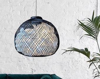 Modern Rustic wood chandelier-dining light-chandelier-wood pendant lighting-rustic lighting-hanging lamp-rustic chandelier-wood lampshade
