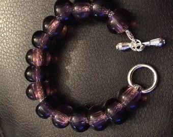 Purple Mania Bracelet