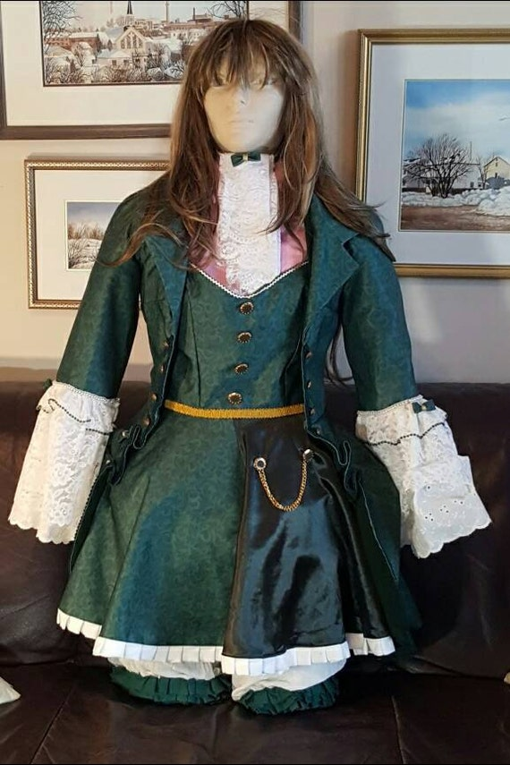 Victorian Pirate Costume